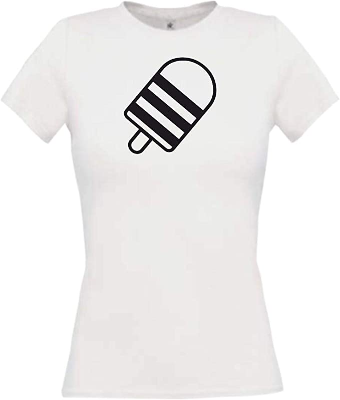 Stiel Eis Sommer Männer T-Shirt