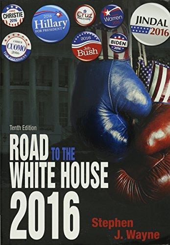 Road To White House,2016 W/Appendix