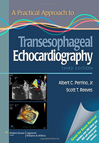A Practical Approach to Transesophageal Echocardiography by Brand: LWW