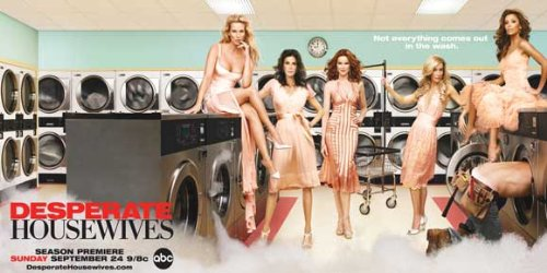Desperate Housewives Movie Poster (20 x 40 Inches - 51cm x 102cm) (2004) -(Teri Hatcher)(Felicity Huffman)(Marcia Cross)(Eva Longoria)(Nicolette Sheridan)(Jamie Denton) (Adult Movies Xx Rated For Women)