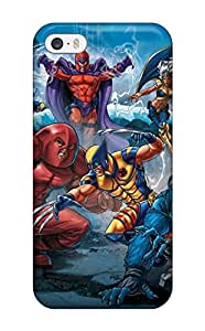 Anti-scratch And Shatterproof X-men Phone Case For Iphone 5/5s/ High Quality Tpu Case