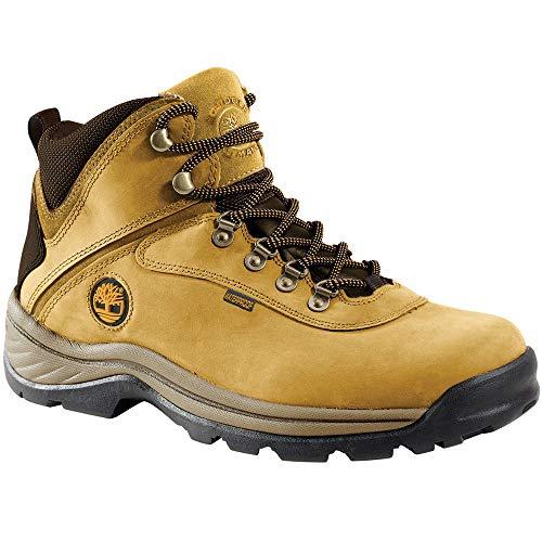 Timberland 14176 Men's Mid White Ledge WP Boot Wheat 13 W US