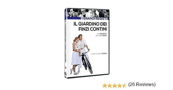 Il giardino dei Finzi Contini: Amazon.es: vari, vari, vari: Cine y Series TV