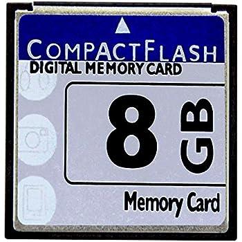 Amazon.com: QingManGuo New 8GB Compact Flash (CF) Card Speed ...