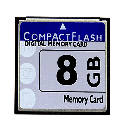 - LILIWELL HuaDaWei 8GB CompactFlash Memory Card High Speed 133X for Nikon D70 Digital Camera Card 8GB Industrial-Grade Card