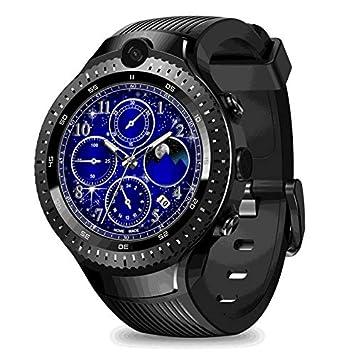 LayOPO Zeblaze Thor 4 Dual Smart Watch, 4G Dual 5.0MP Cámara ...