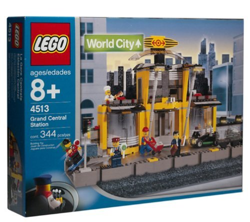 Lego Train LEGO 4513 Grand Central Station parallel import (Grand Central Train Station)