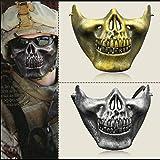 Tinksky Halloween Mask Skull Skeleton Mask Full