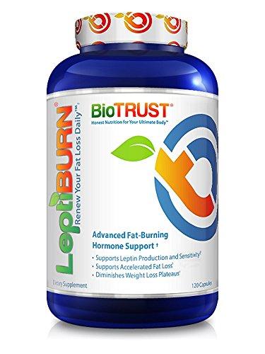 BioTrust Leptiburn Fat Burning Hormone capsules product image
