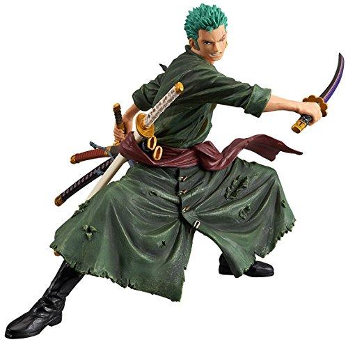 Banpresto Boys One Piece Artist Life Roronoa Zoro Action Figure