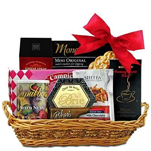 Same day delivery gift baskets amazon how sweet it is sugar free gift basket negle Images