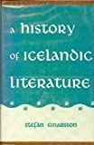 img - for A History of Icelandic Literature book / textbook / text book
