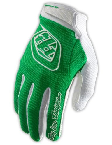 Troy Lee Designs Air Glove (Green/White, Large) by Troy Lee Designs