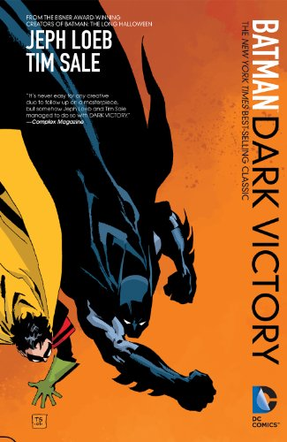 Batman: Dark Victory (New -