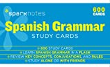 Spanish Grammar SparkNotes Study Cards, SparkNotes Staff, 1411470095