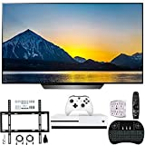LG OLED OLED65B8PUA 65' B8 4K HDR AI Smart TV with Xbox One S 1TB + Wall Mount and More