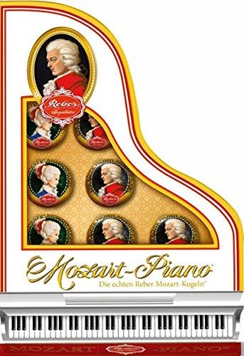 Reber Mozart-Piano - Die echten Reber Mozart Kugeln ()