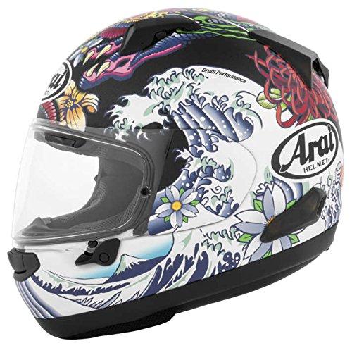 Arai Quantum-X Diamond Black Full Face Helmet - X-Large ()