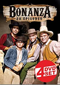 Bonanza - 20 Episodes (4 Disc Set)