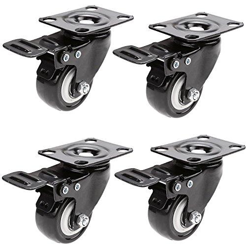 Caster wheels 4 Pack 2