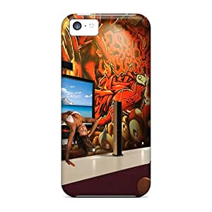 Hot Style Protective Cases Covers For Iphone5c