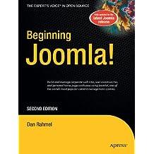 Beginning Joomla!: From Novice to Professional (Expert's Voice in Open Source)