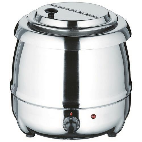 Winco - ESW-70 - Stainless Steel Soup Warmer by Winco
