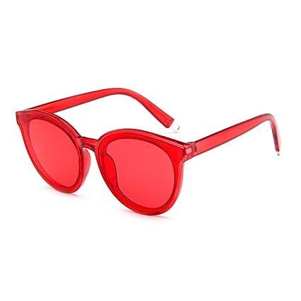 YSFU Gafas de sol Gafas Redondas De Alta Costura Ojo De Gato ...