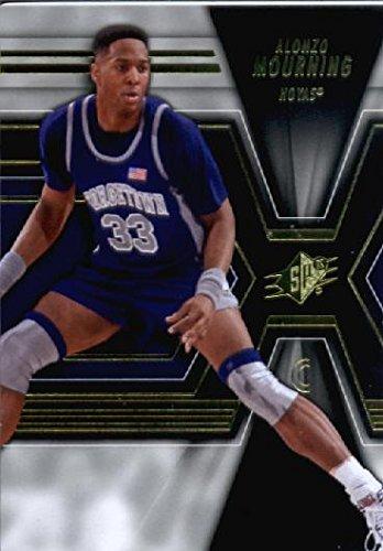 2014 Upper Deck (14-15) SPX Basketball Card #2 Alonzo -