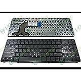 Generic New US Laptop Keyboard with Frame for HP Pavilion 15E 15N 15T 15-N 15-E 15-E000 15-N000 15-N100 15T-E000 15T-N100 15-e087sr 708168-001, 2B-069010110, 710248-001, 9Z.N9HSQ.001, R65, SN7130, V140546AS1, AER65U00010, AER65U00210, AER65U00310, 28-06901Q110, SG-59830-XUA, 749658-001, 719853-001