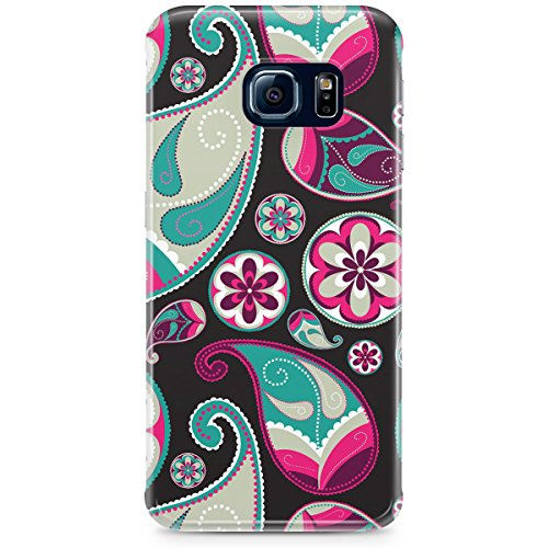 Phone Case For Apple iPhone 6 Plus - Sassy Paisley Glossy Cover
