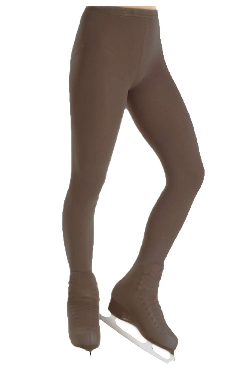 Mondor 3350 Over The Boot Girls Ladies Figure Skating Performance Tights