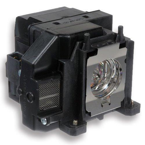 Alda PQ® Premium, Beamerlampe / Ersatzlampe kompatibel mit Epson EB-S02, EB-S11, EB-S12, EB-SXW11, EB-SXW12, EB-W02, EB-W11, EB-W12, EB-W16, EB-X02, EB-X11, EB-X12, EB-X14, EB-X15, EH-TW480, EX3210, EX3212, EX5210, EX6210, EX7210, H428A, H429A, H431A, H432A, H433A, H435B, H435C, H436A, H518A, MG-50, MG-850HD, PowerLite Serie: 1221, 1261W, HC 500, HC 707, HC 710HD, HC 750HD, S11, W16, W16SK, X12, X15, VS210, VS220, VS310, VS315W, VS320 Projektoren, Alda PQ® Lampe mit Gehäuse / Halterung