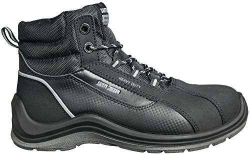 Noir Jogger S1p Safety nbsp;chaussures Taille elevate 200767–46 11 Tdw00q
