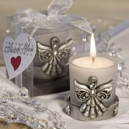 120 Angelic Candle Holder Favors by Fashioncraft