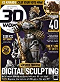 Kindle Store : 3D World Magazine: For 3D artists and animators
