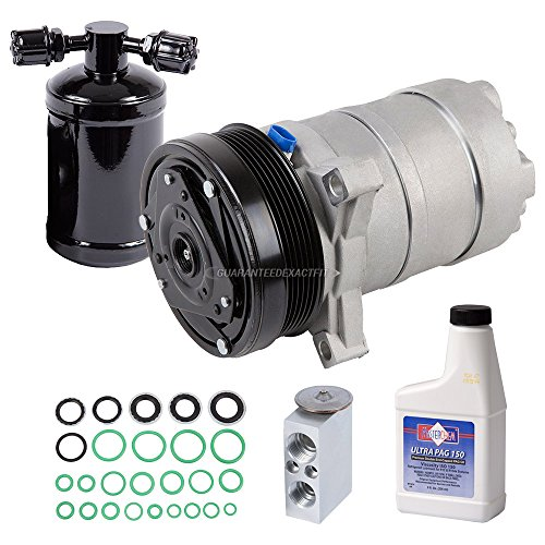 OEM AC Compressor w/A/C Repair Kit For Chevy Camaro & Pontiac Firebird - BuyAutoParts 60-83092RN NEW