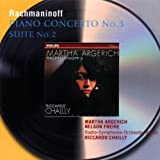 Rachmaninoff: Piano Concerto, Etc (Philips 50)
