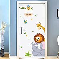 Dktie Kids Wall Decals Removable Stickers Peel And Stick...
