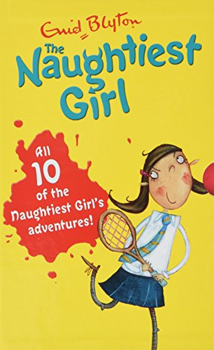 The Naughtiest Girl Box Set, 10 Books, RRP £49.99 (Naughtiest Girl in the School, Naughtiest Girl Again, Is a Monitor, Here's the Naughtiest Girl, Keeps a Secret, Helps a Friend, Saves the Day, Well Done the Naughtiest Girl, Wants to Win, Marches On (Nau