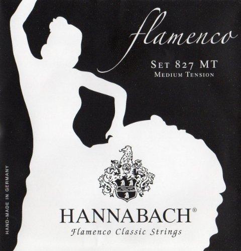 Hannabach 827 MT Flamenco Classic - Hannabach Flamenco Guitar