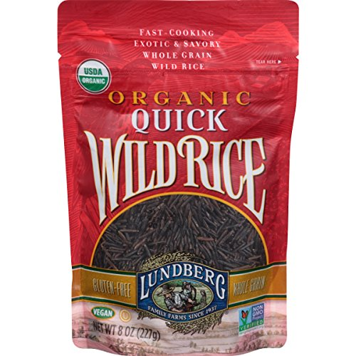 quick cooking wild rice - 6