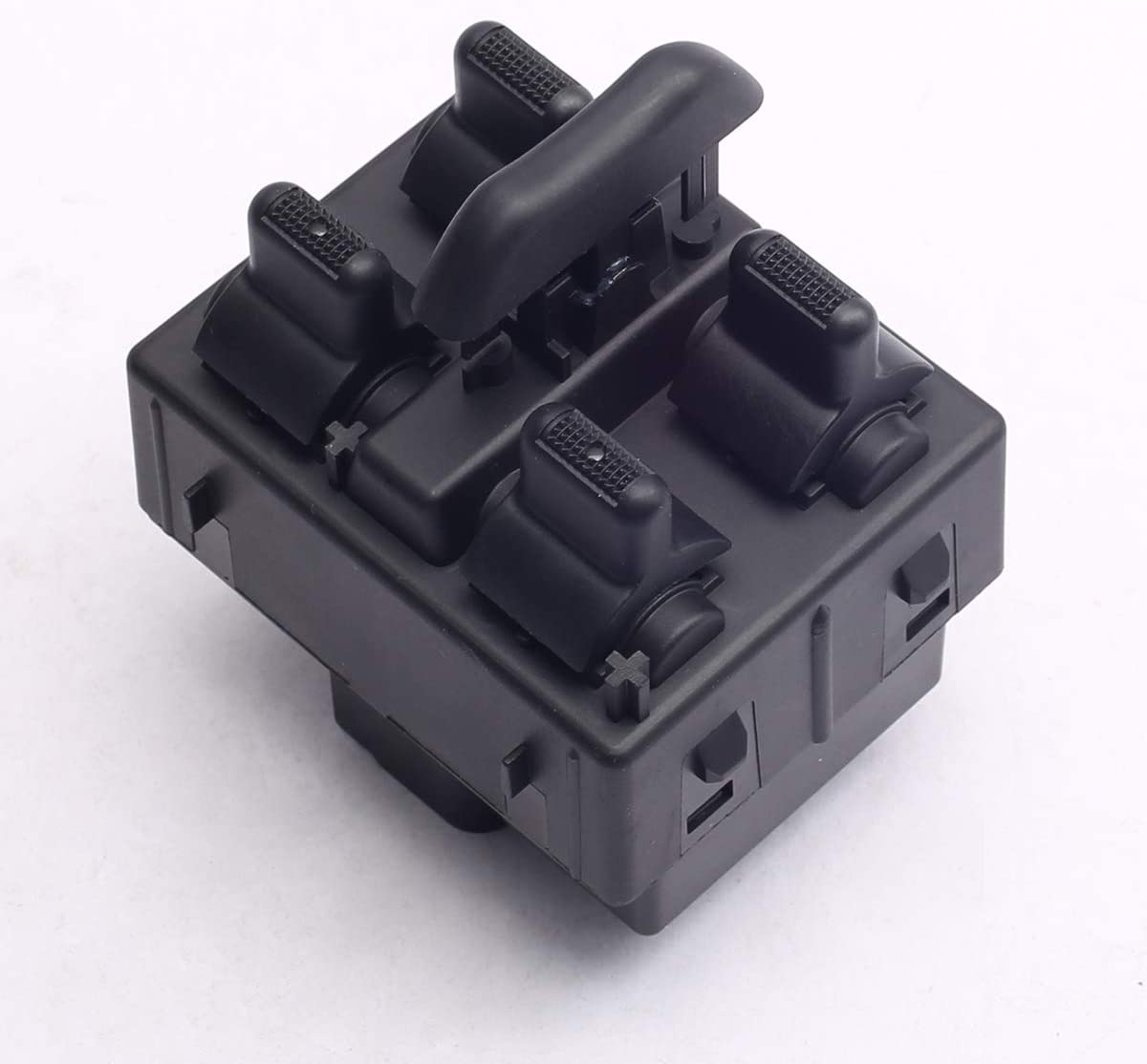 Does not Require Any Special Tools Easy Installation Homyl Car Power Window Switch Compatible with Jeep Wrangler 2007-2010 4602756AA