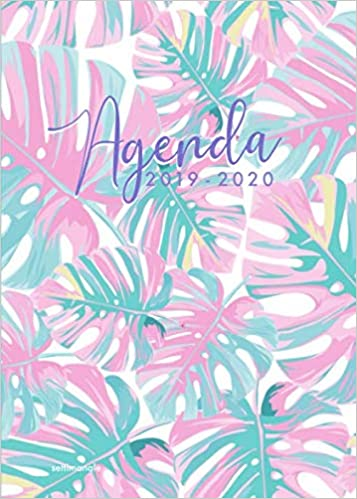 Agenda settimanale 2019 2020: Aagenda 2019-2020 ...