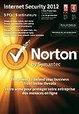 Norton Internet Security 2012 Retail 5u