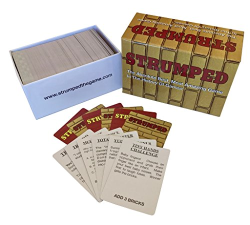 Trump Trivia - Strumped: The Absolute Best, Most Amazing Game In The History Of Games - Hilarious Tiny Hands Challenges - Free PDF Scorecard - 100% ()