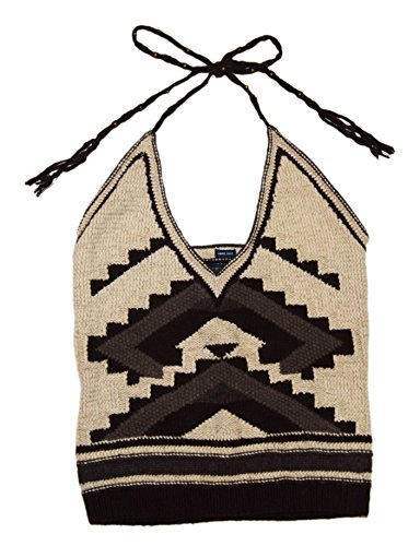 Polo Ralph Lauren Women Southwest Western Indian Cashmere Halter Top (Southwest Halter)