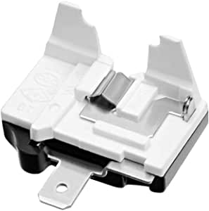 uxcell Refrigerator Overload Protector Compressor Replacement Part, 1/2HP (375W)