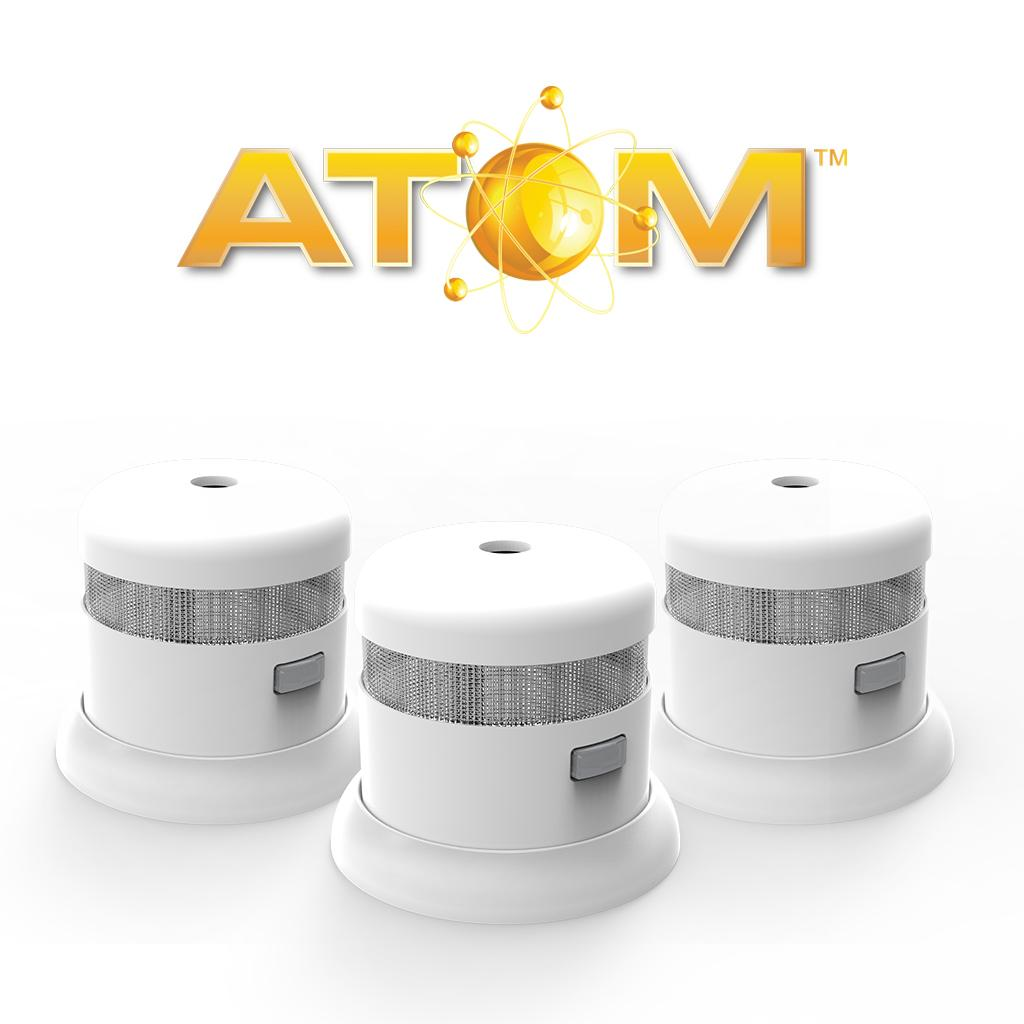 Amazon Com First Alert Smoke1000 3 Atom Micro