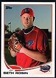 Baseball MLB 2013 Topps Pro Debut #203 Seth Rosin